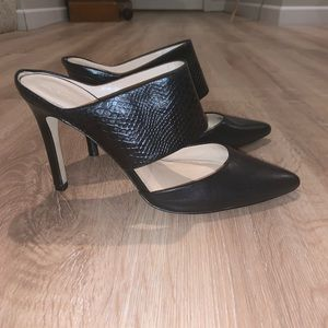 Women's sz 10 Black Banana Republic heels